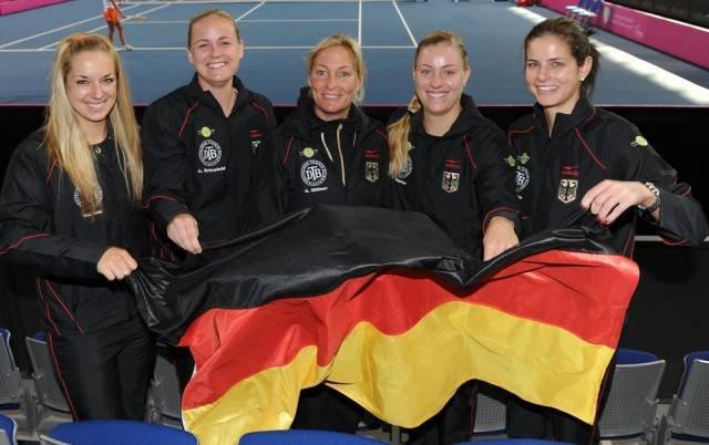 Deutsches Fed Cup Team