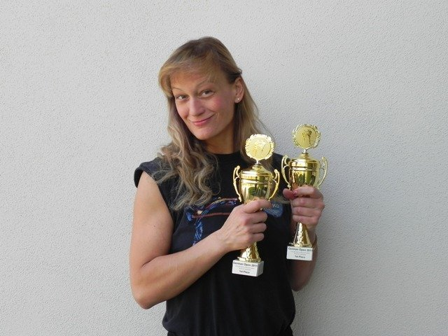 Natalie John German Open 2011