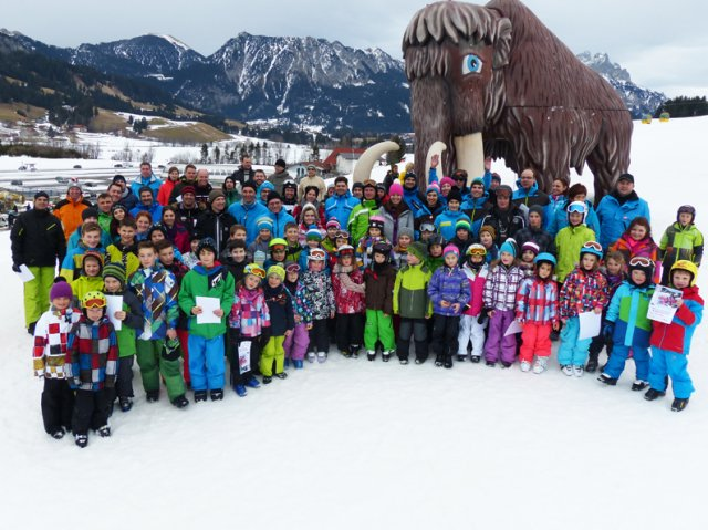 Allgäukurse 2014 - DSV-Skischule Nattheim