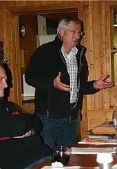 Sportwart Paul Illenberger