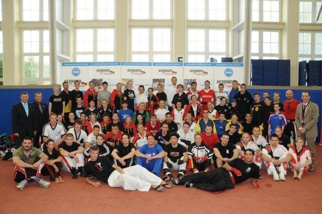 Teilnehmer der Deutschen Meisterschaft 2011 in Leipzig