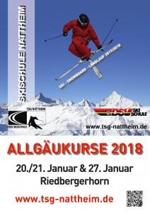 Ski-, Snowboard- und Langlaufkurse im Allgäu 2018 - DSV-Skischule Nattheim