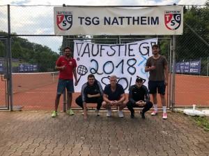 Aufstieg Herren 2018